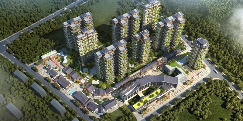 修文德林居中医康养社区规划设计