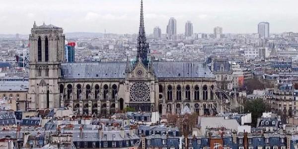 """巴黎圣母院设计大赛:一场荒诞的国民""""自嗨""""?"""