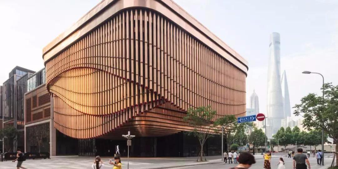 惊艳的设计,景区般的建筑世界!