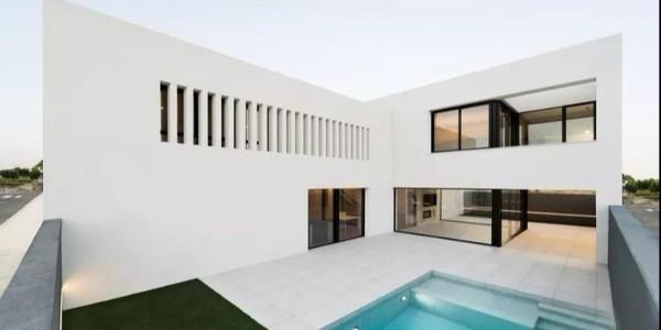 案例赏析丨西班牙Alpha住宅