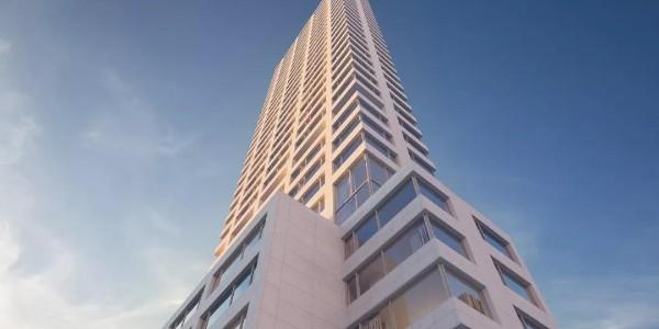 西扎最新设计的公寓楼,简约而高级!