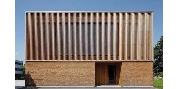 暖暖的建筑