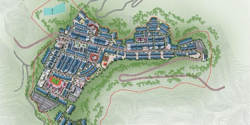 望谟县打易镇建设规划