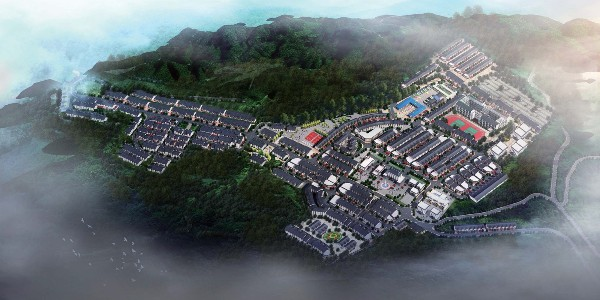 贵州省优秀城乡规划设计奖系列报道之——《望谟县打易镇建设规划》