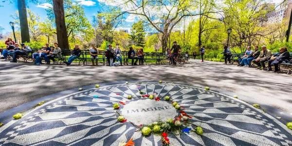 或许,这是见过最美的纽约中央公园!