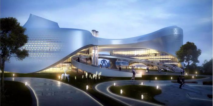 贵阳市建筑设计院方案创作中心作品赏析—【国际山地旅游联盟总部】