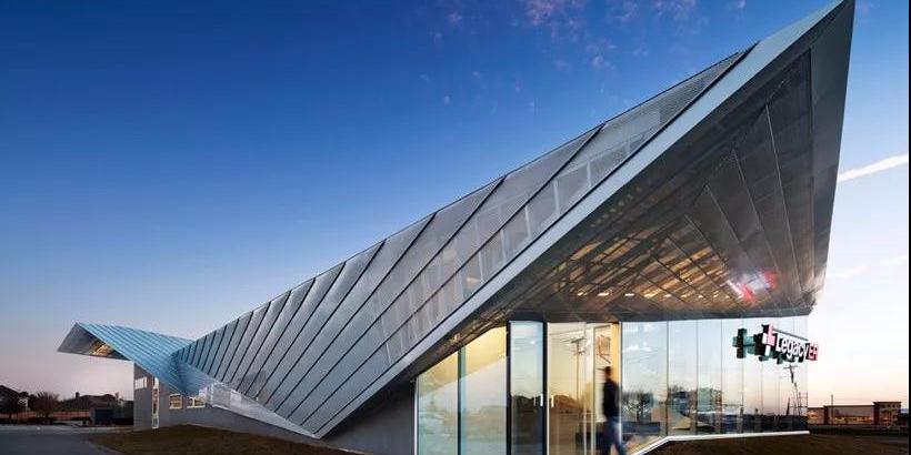 学习了,屋顶设计竟可以这么玩!