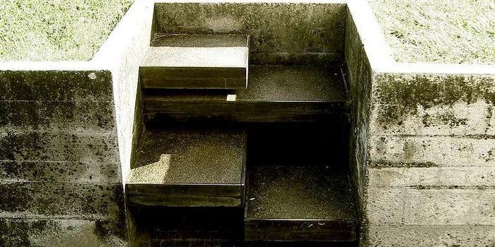 什么才是室外楼梯最高级的性感?