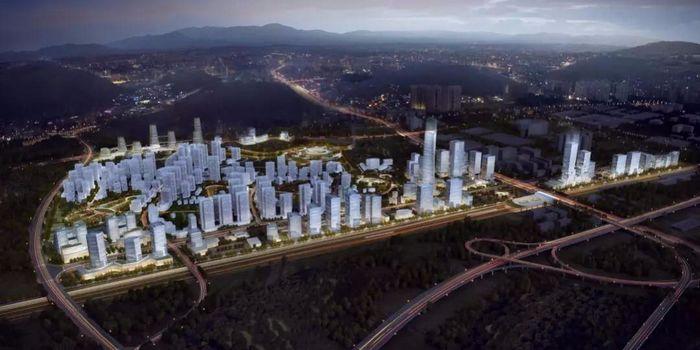 【贵阳高科交通枢纽大数据】-贵阳市建筑设计院方案创作中心
