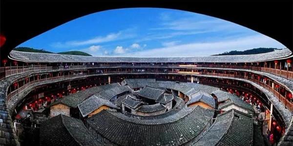 中国古建 · 五大特色传统民居