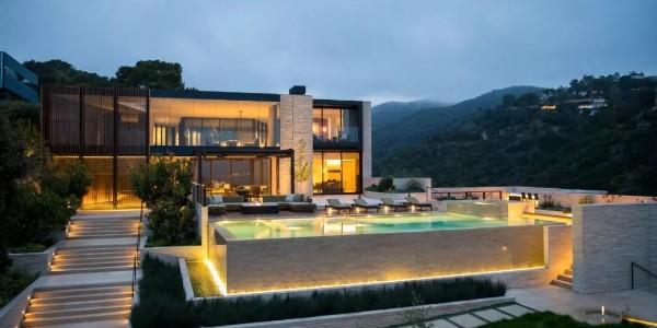 简约设计的别墅,这样的大宅才有腔调