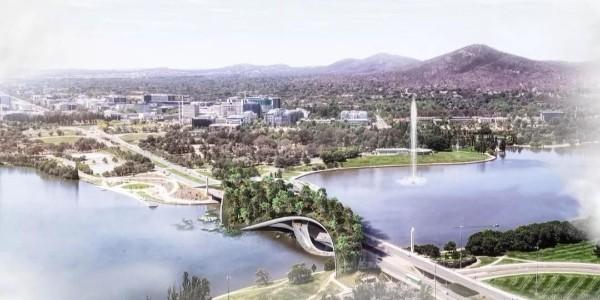 """CX Landscape 公布澳大利亚""""丝带桥梁""""方案"""