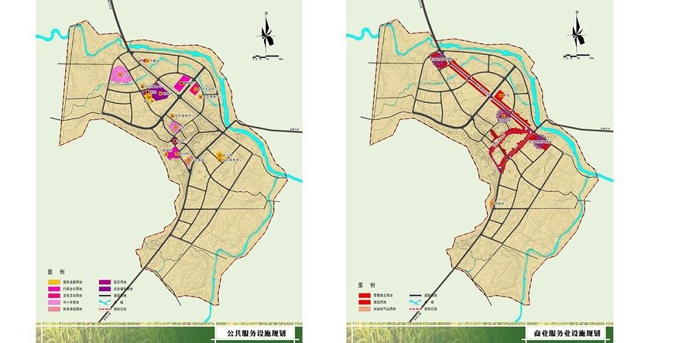 都匀市平浪镇镇区控制性详细规划