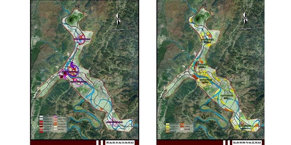 都匀市墨冲镇镇区控制性详细规划
