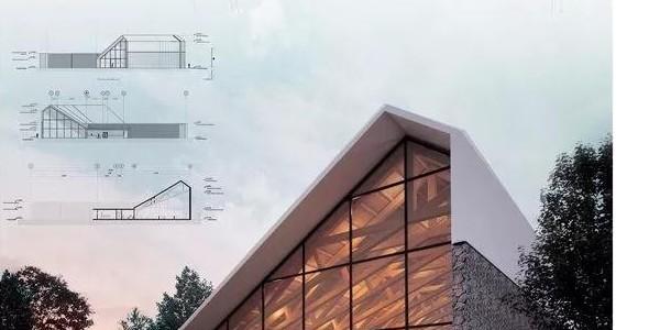 值得学习的建筑排版