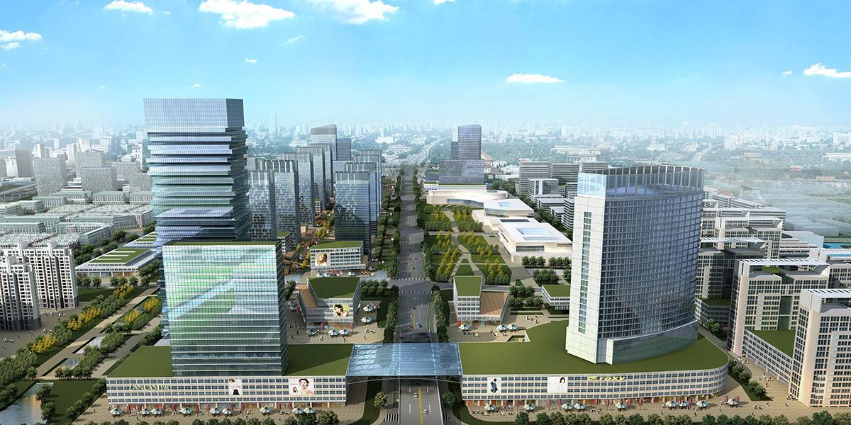 山穗县县城总体城市规划设计