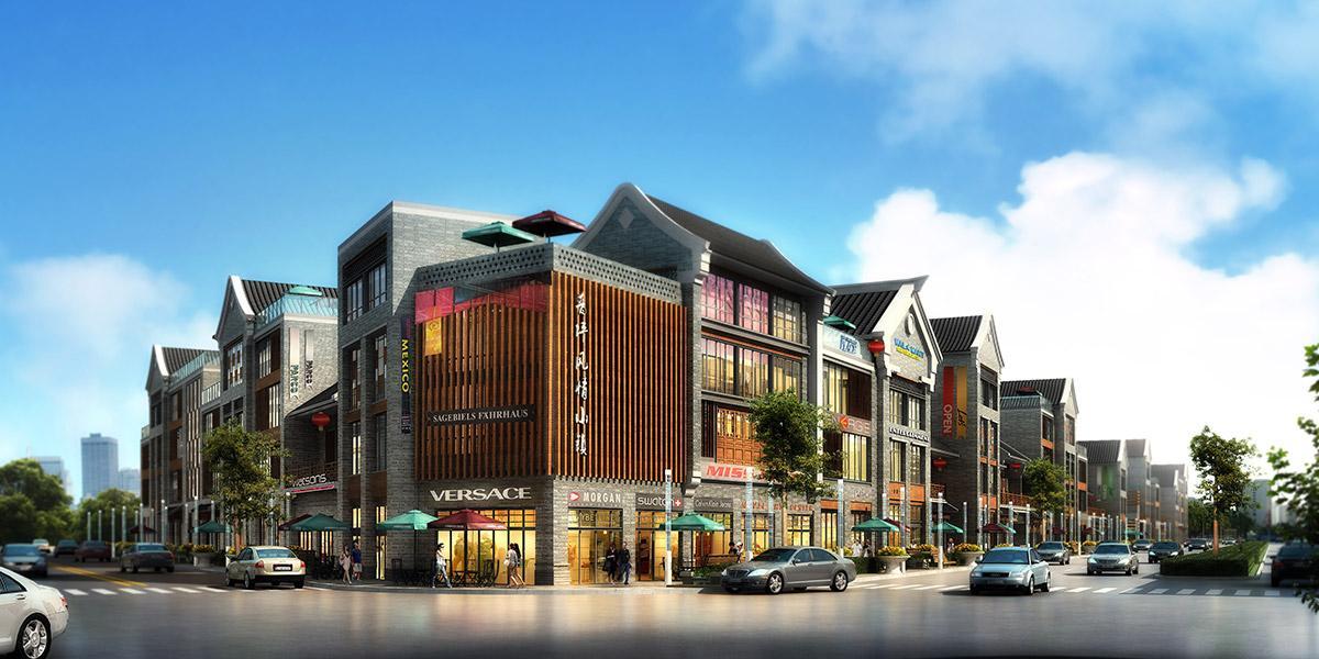 安龙县普坪镇城镇风貌整治设计