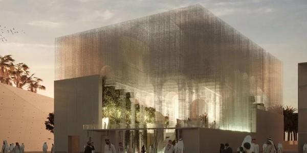看不见的建筑,2020年迪拜世博会意大利馆