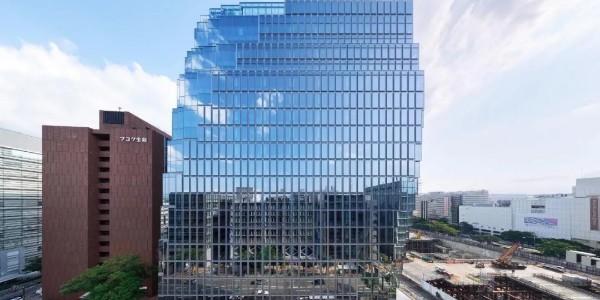 极简现代 | 新办公设计—— 像融化的冰块一样