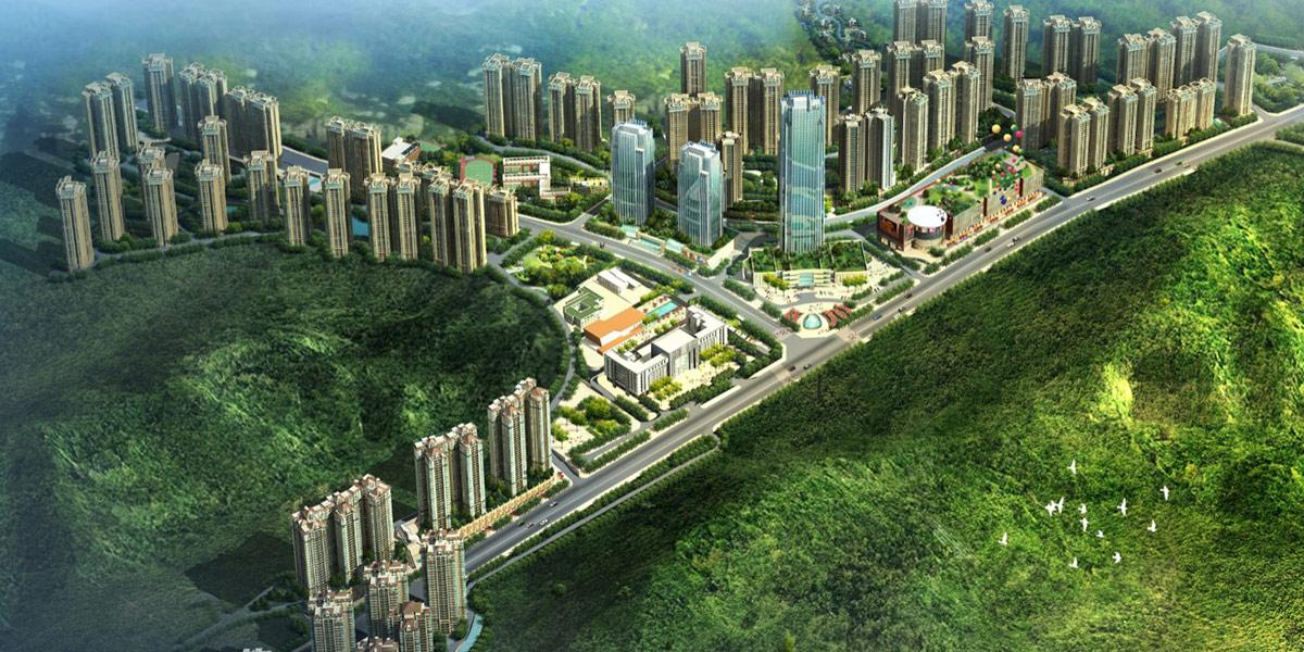 铜仁·睿力国际城