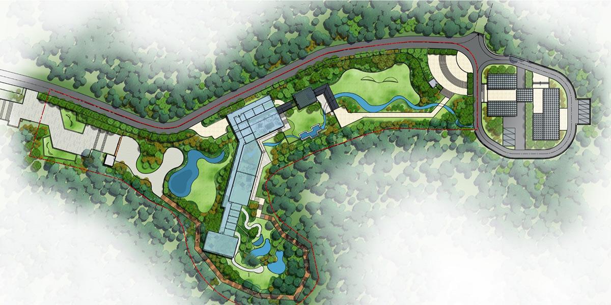 贵阳市黔灵山公园动物园熊猫馆