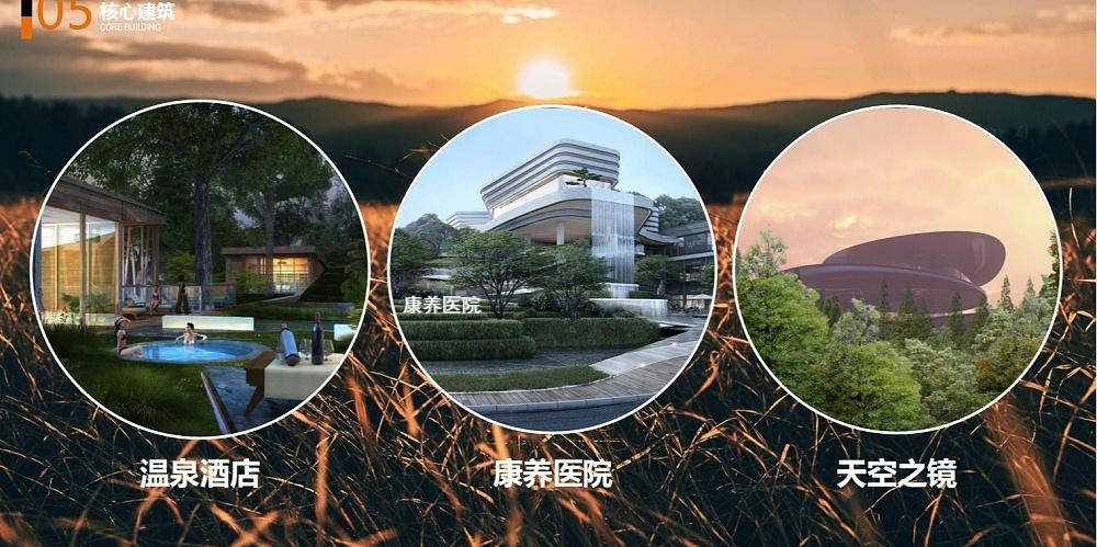 康养项目精选:四川省碧峰峡森林康养旅游度假区全过程规划设计