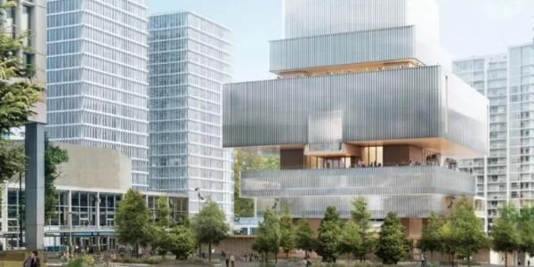 Herzog&de meuron 新作 丨温哥华美术馆 + 苏黎世校园建筑