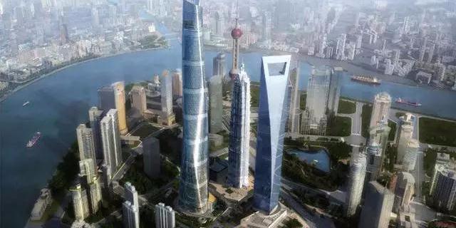 中国第一高楼再次被刷新:总高677米,中国第一,世界第二