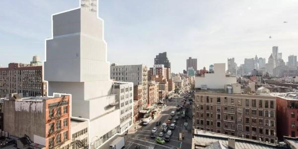 OMA 在纽约首个公共建筑,与 SANAA'纽约新当代艺术博物馆'做邻居