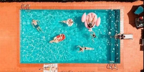 全球最美泳池设计,炎炎夏日里的一抹清凉