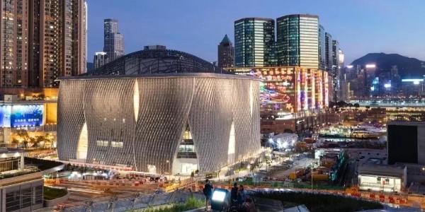 新作 | 历时8年香港戏曲中心终于落成