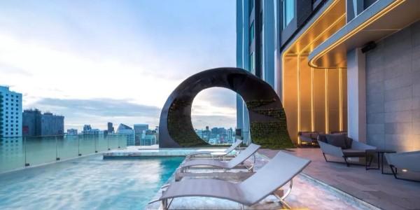 泰国公寓景观设计优秀作品 3例