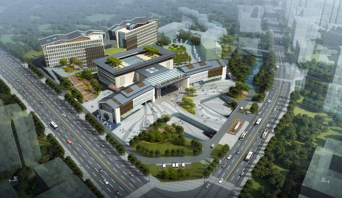 页面提取自-开阳县中西医结合医院二期建设项目文本(汇报)_页面_1