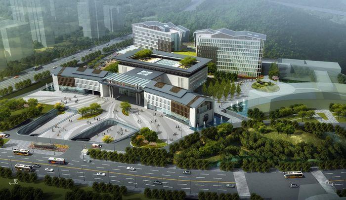 页面提取自-开阳县中西医结合医院二期建设项目文本(汇报)_页面_2
