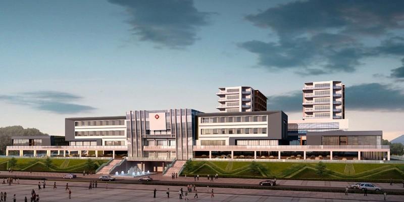 思南县思洲新区医院综合服务项目