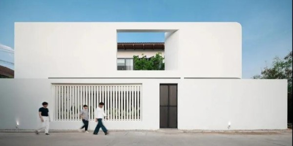 泰国清迈惊现隐藏式住宅,在家也能享受度假风情!