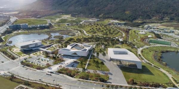 UNStudio赢得韩国新忠南美术馆设计竞赛 艺术是为所有人存在的